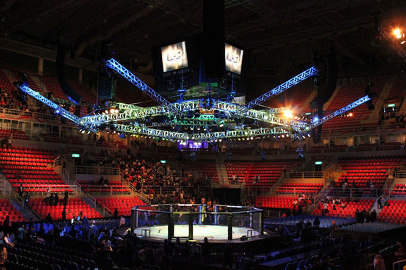 community news, UFC returns to Sydney in November