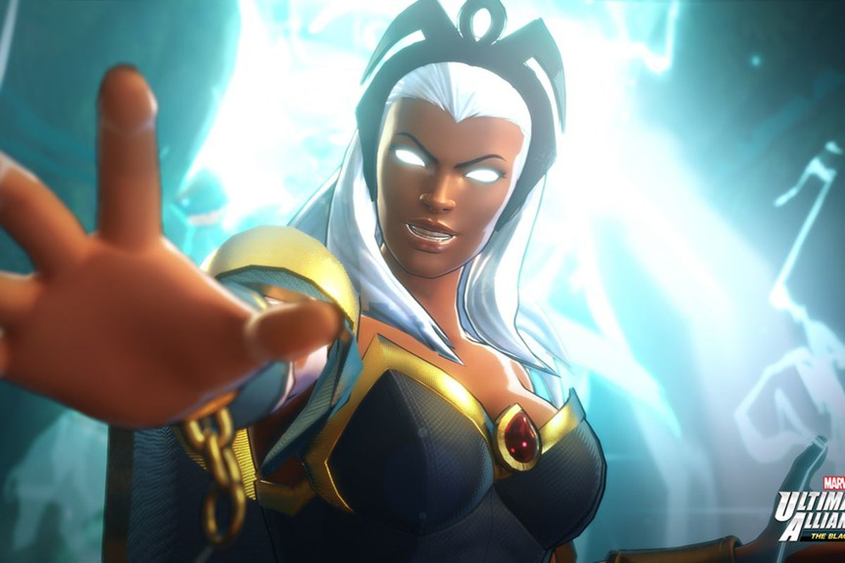 Marvel Ultimate Alliance 3 The Black Order Review The Verge