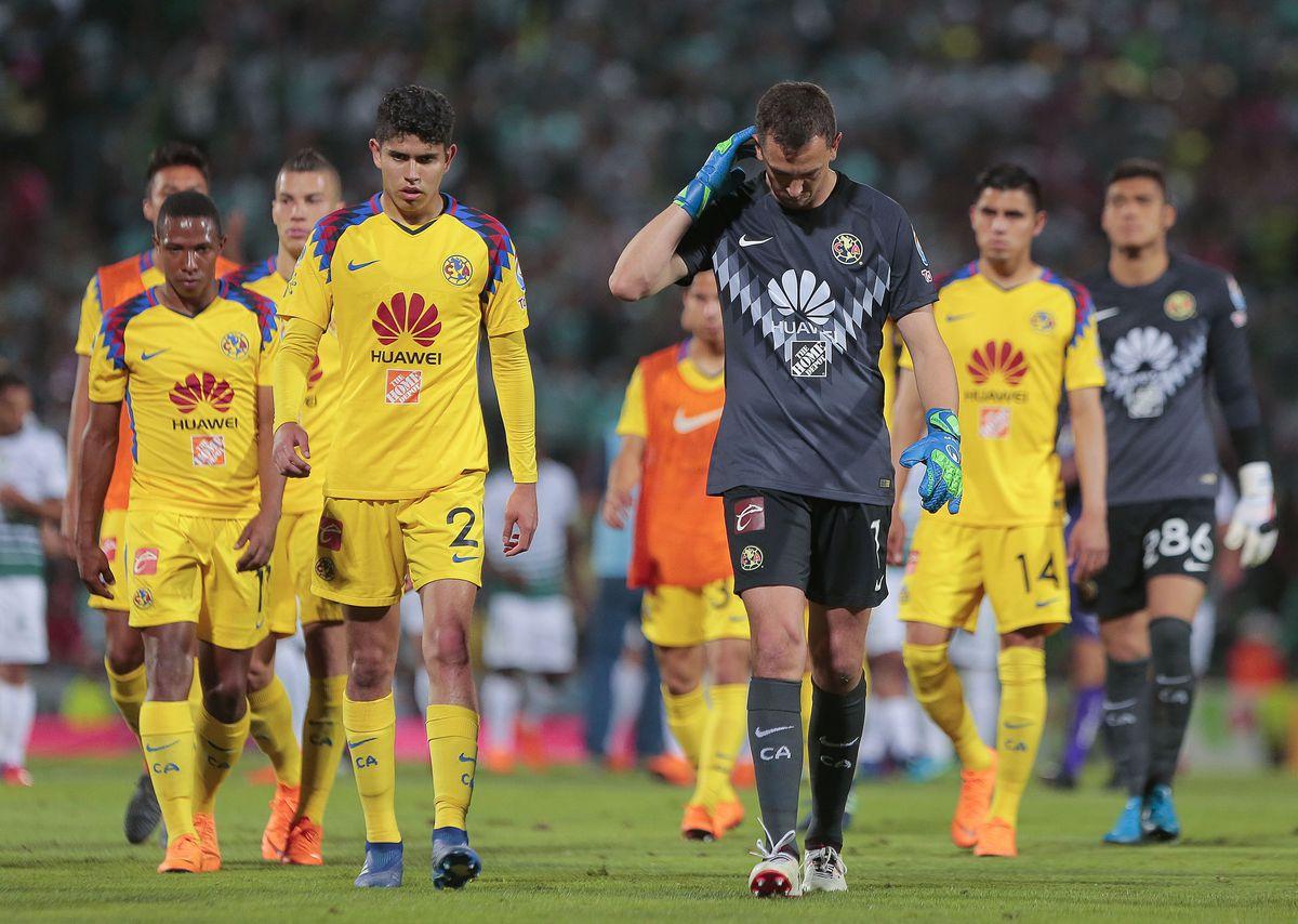 Santos Laguna v America  - Playoffs Torneo Clausura 2018 Liga MX