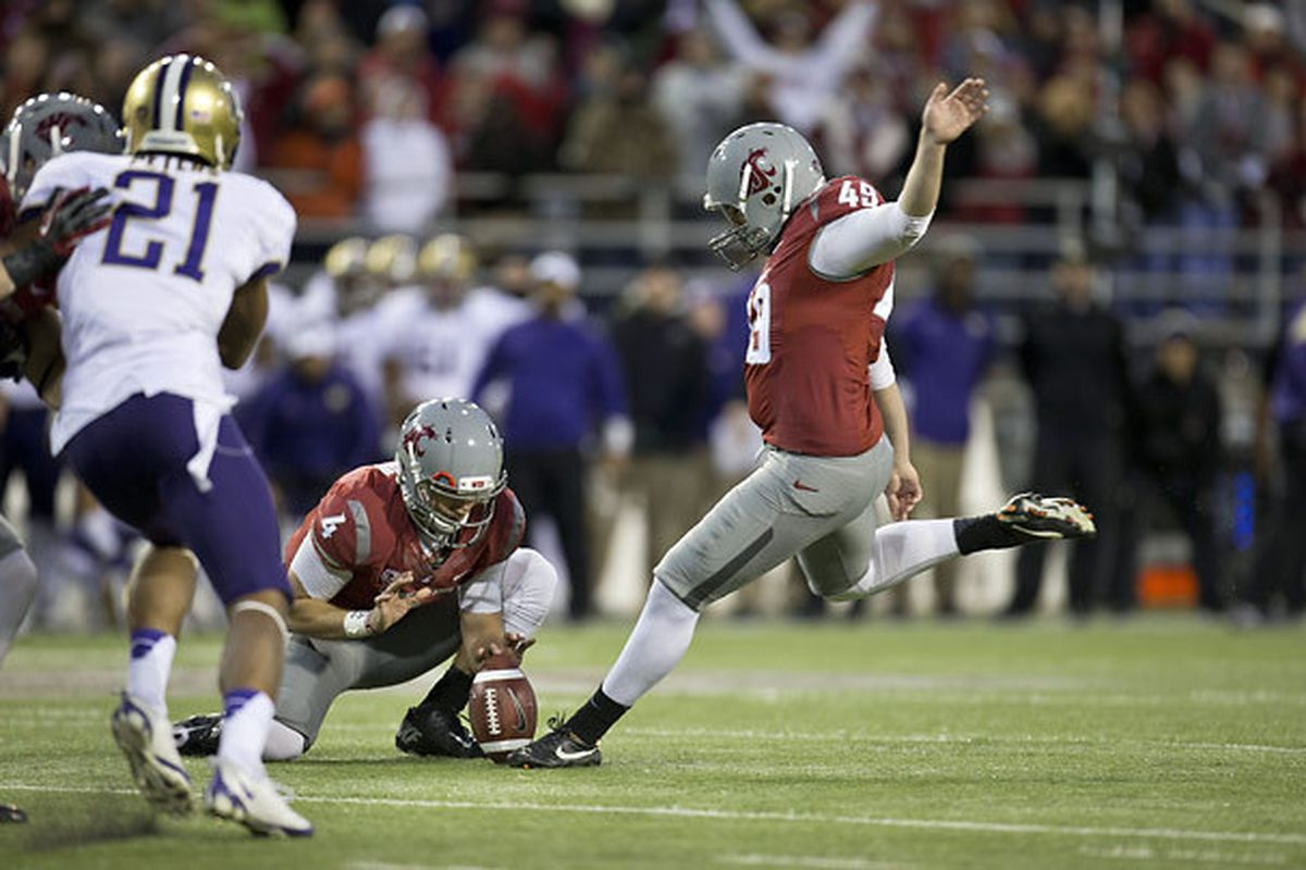 The kick that brought down a (Dawg) Nation
