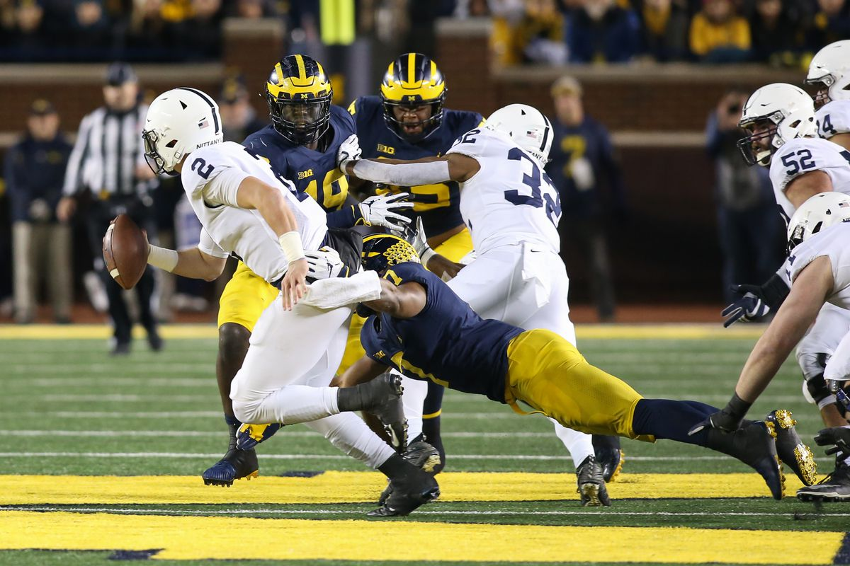Recent History: Michigan vs. Penn State