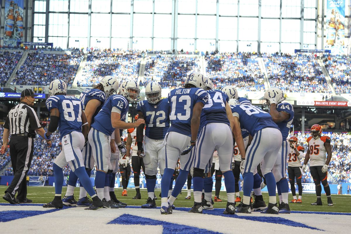 Projected Indianapolis Colts 2017 Depth Chart As Otas Begin