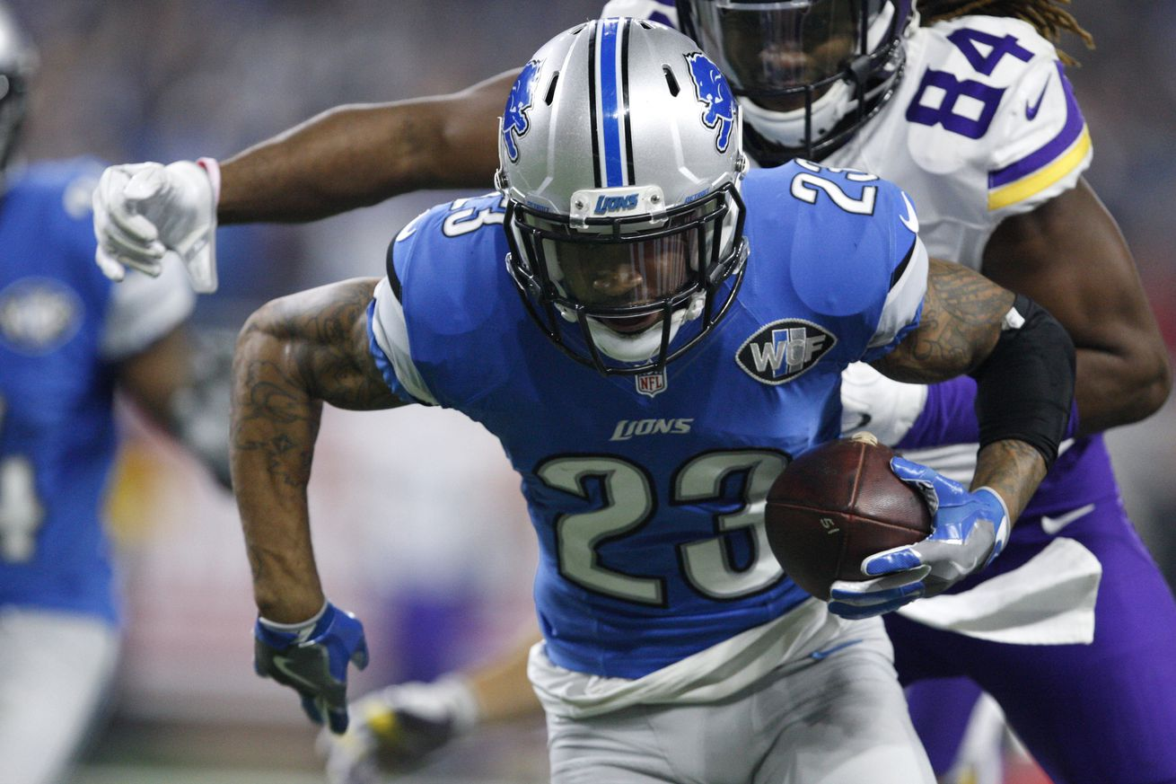 Notes: Detroit Lions named an under-the-radar contender in 2017
