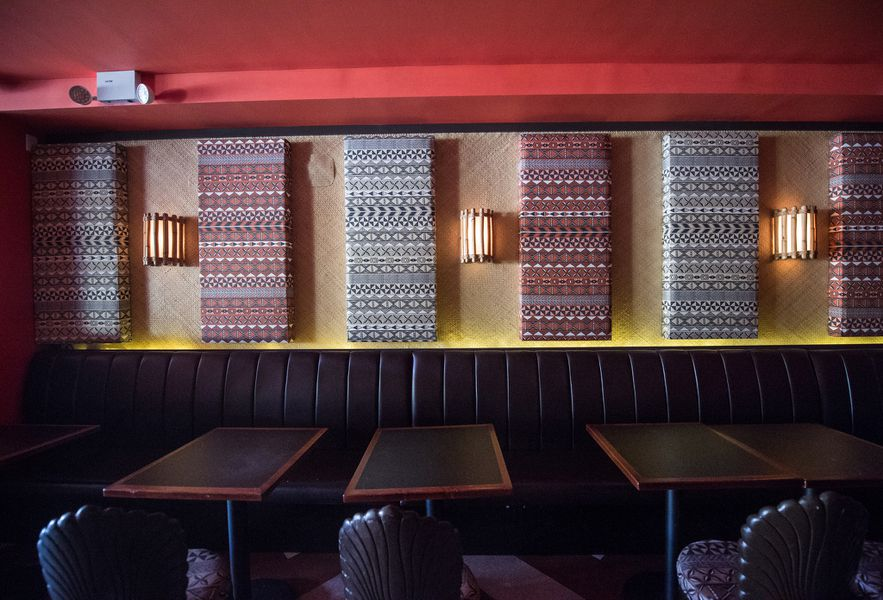 Stephen Tanner And Chris Young S El Cortez Is A Tiki Bar