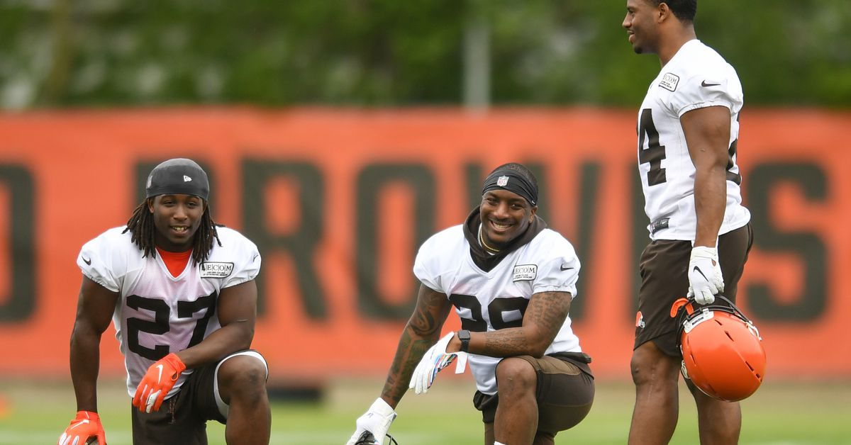 Cleveland Browns Training Camp 2019: RB Preview, Part 1