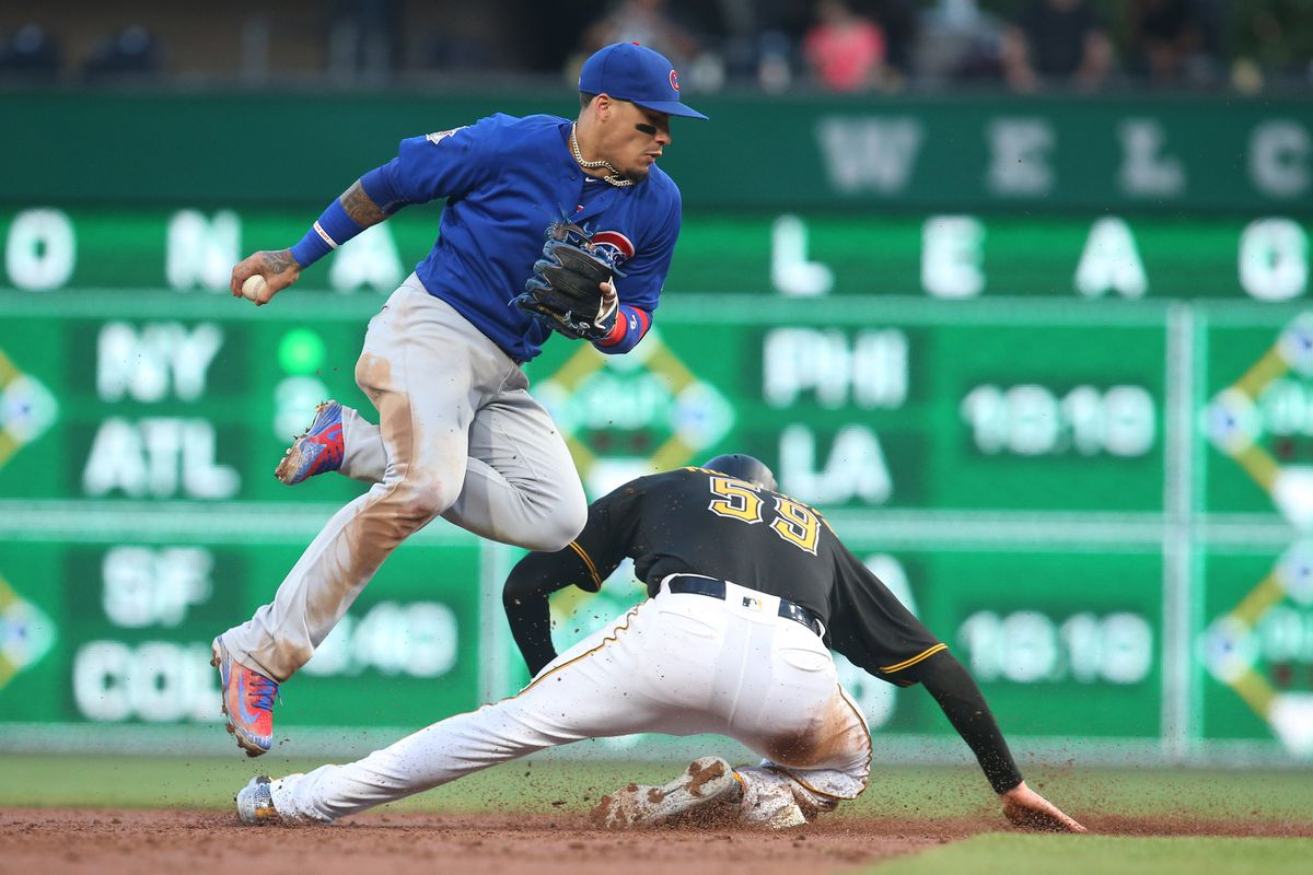 MLB: Chicago Cubs at Pittsburgh Pirates