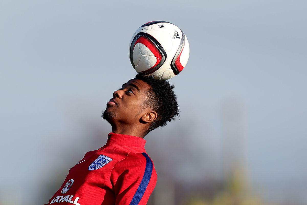 England U17 - Training Session