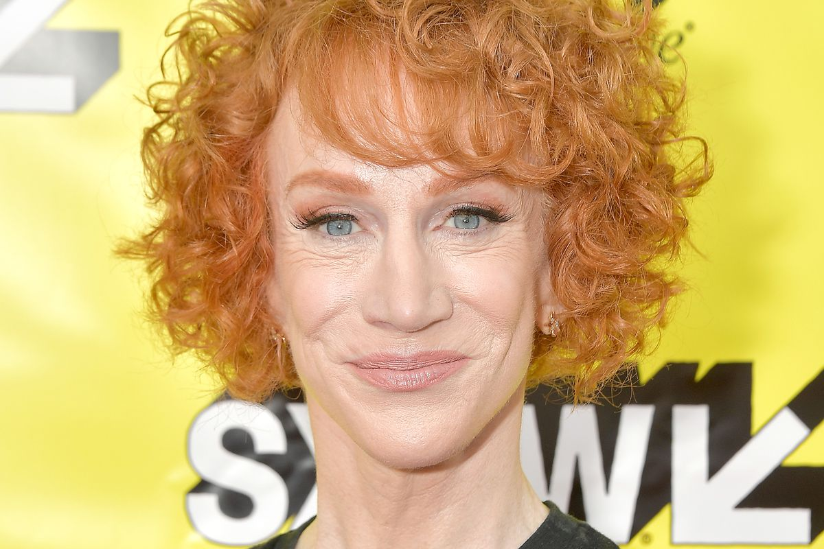 Kathy Griffin talks about beheaded Trump photo, Twitter CEO Jack Dorsey, and Facebook CEO Mark Zuckerberg wit…