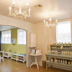 The California Baby eco-showroom can be visited with an appointment.