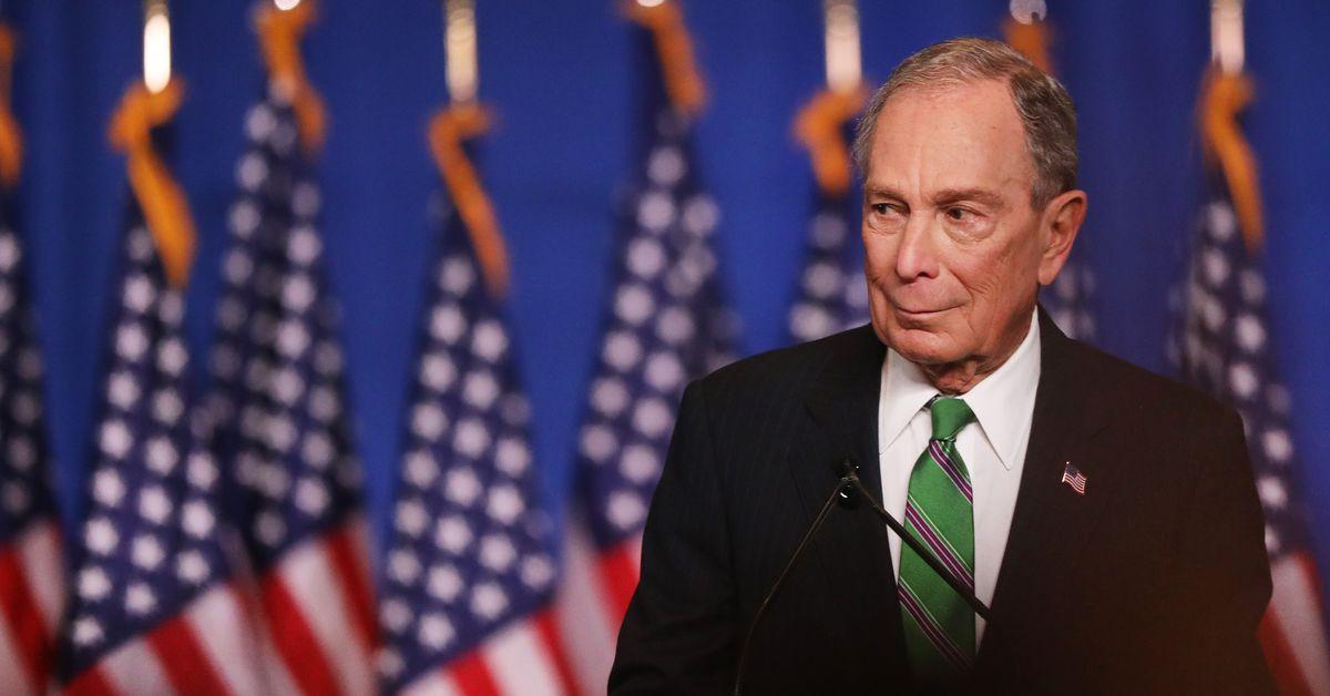 Mike Bloomberg shakes up Hawkfish, the agency Joe Biden might hire 1