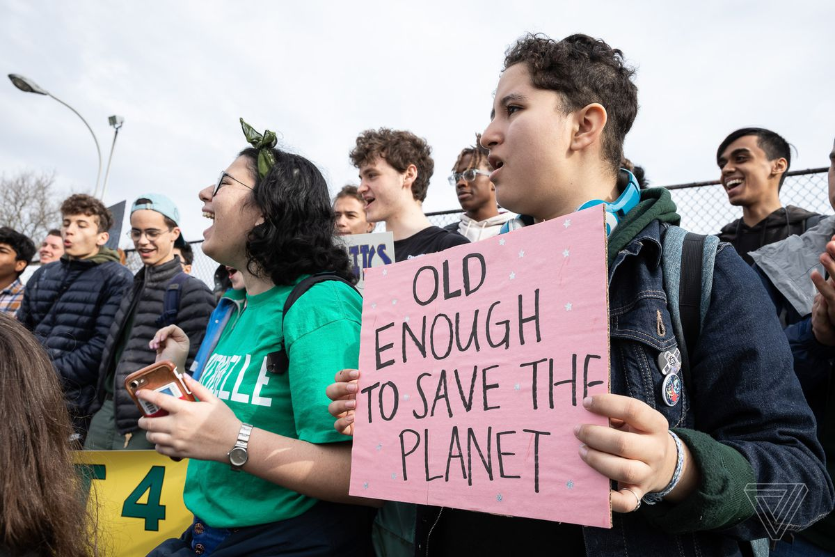 High School Valedictorians Barred from Talking Climate At Commencement