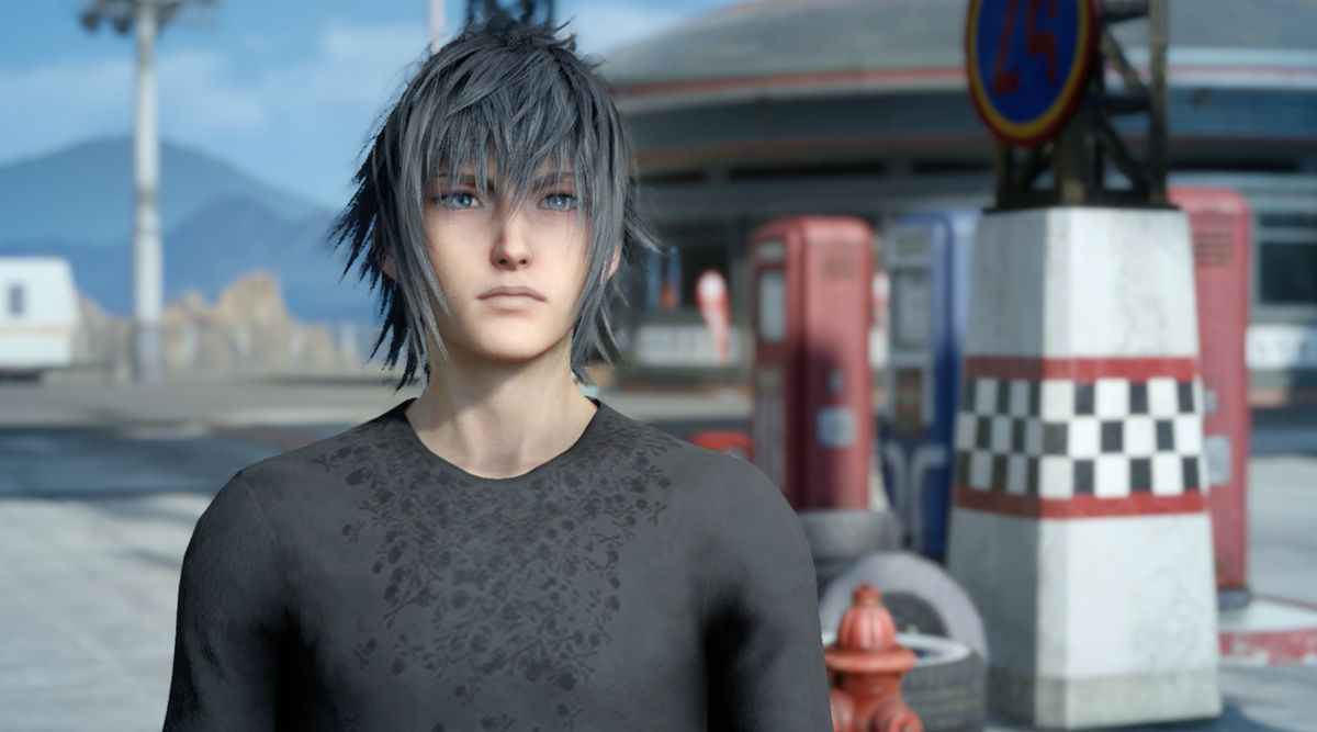 Who is Final Fantasy 15's hottest boy? - Polygon