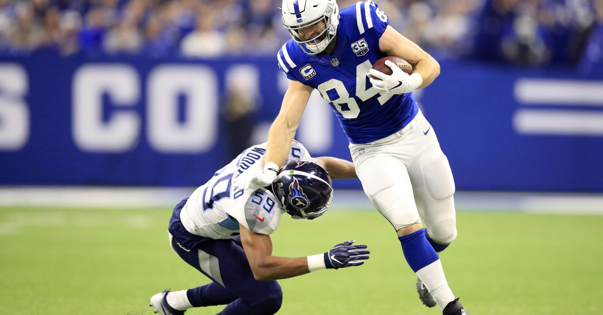 Winners and Losers from Colts 38, Titans 10