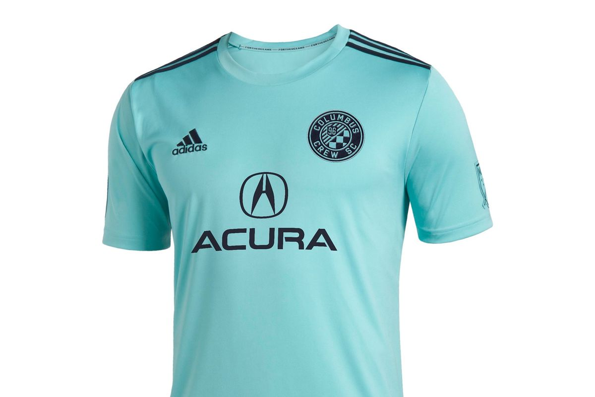 460c55b23ca Columbus Crew unveils 2019 Adidas parley jerseys - Massive Report