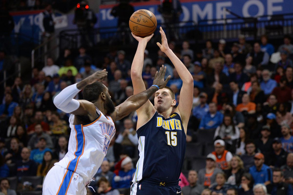 Image result for nikola jokic nuggets