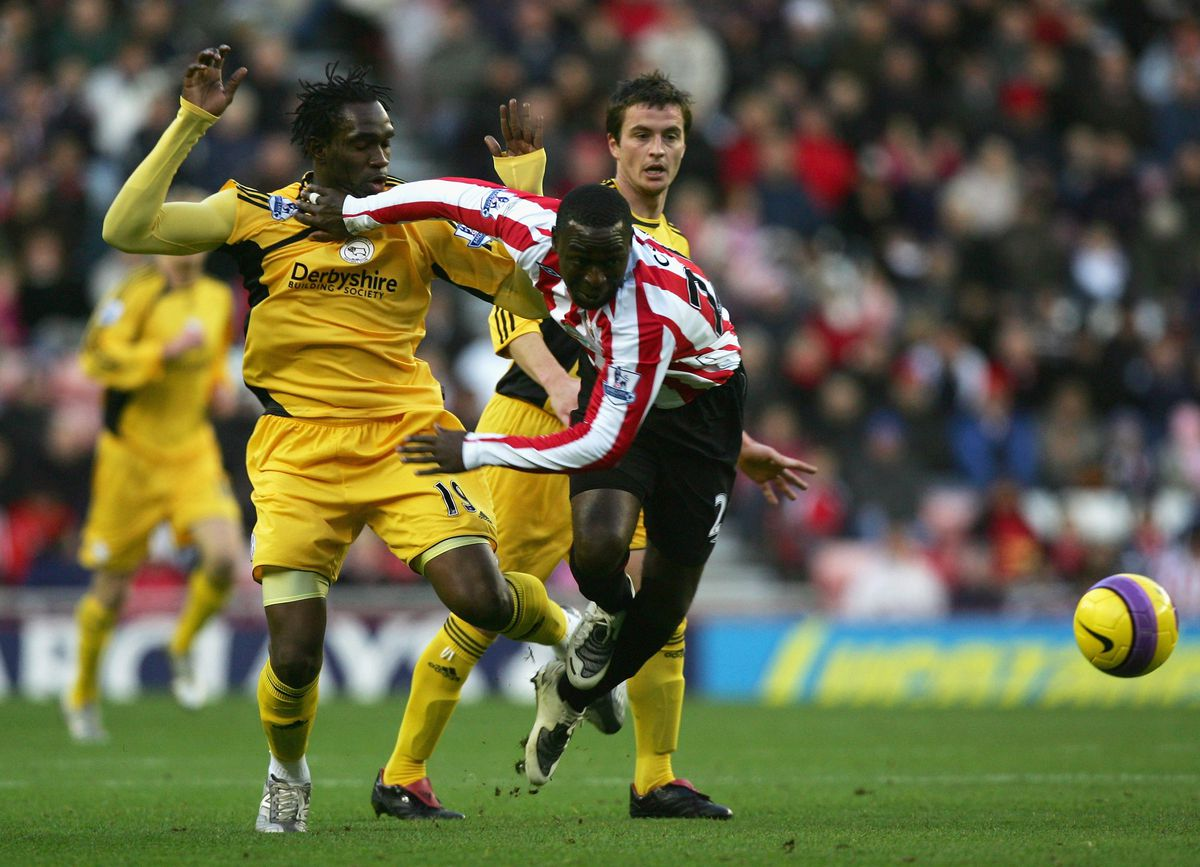 Sunderland v Derby - Premier League