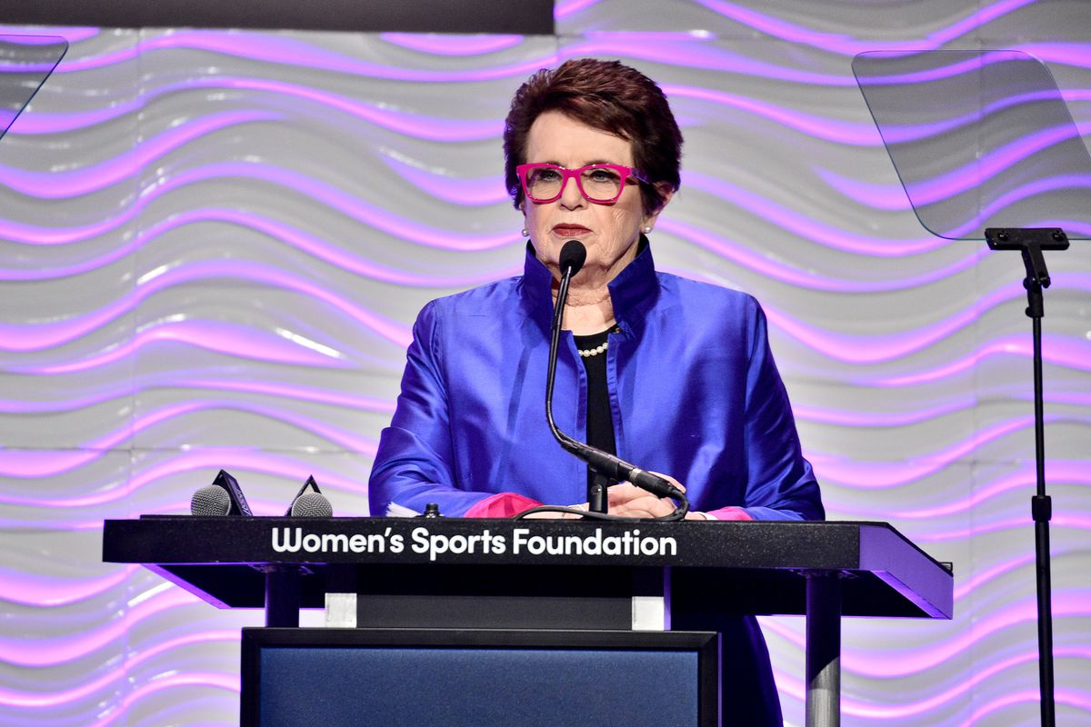 The Women in Sports Foundation 40th Annual Salute To Women In Sports Awards Gala - Inside