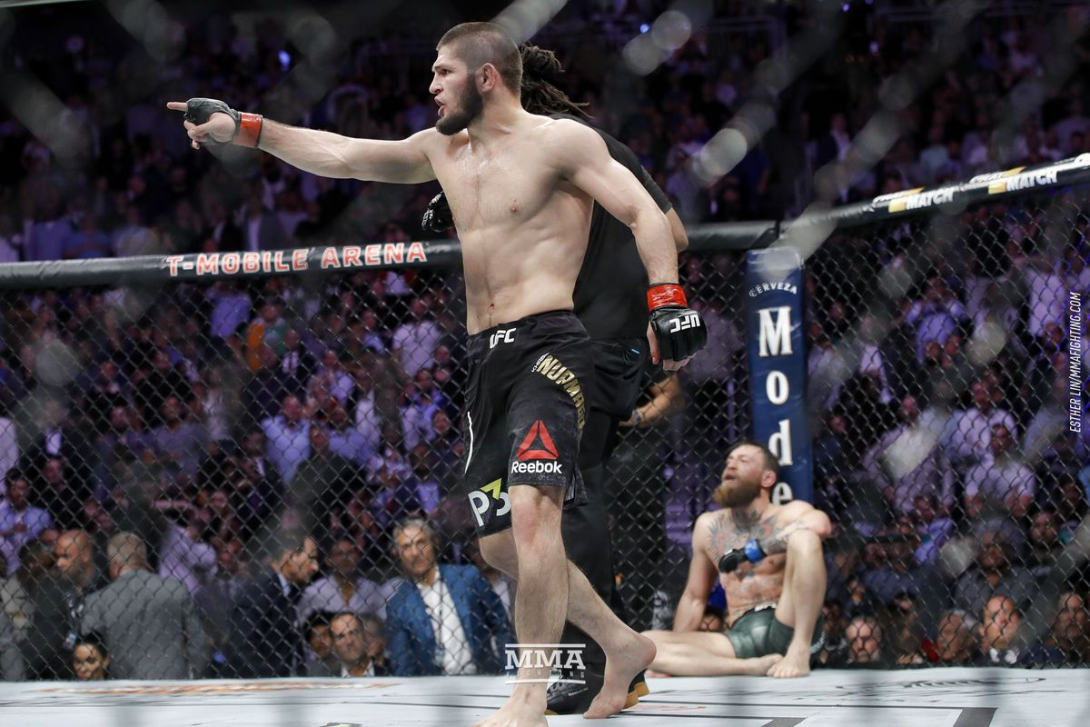 1d559b3a2 Manager: Khabib Nurmagomedov is now 'highest-paid athlete in the UFC' after  new deal
