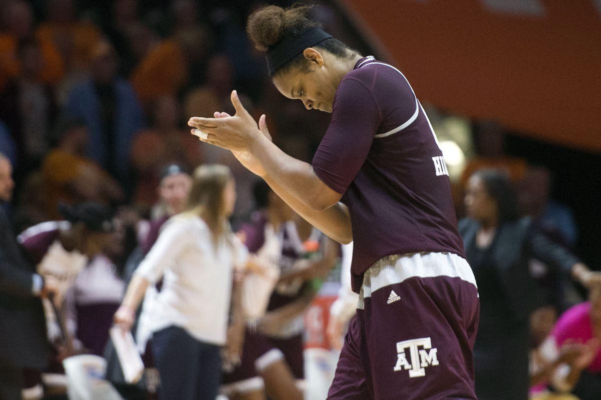 NCAA Womens Basketball: Texas A&M at Tennessee