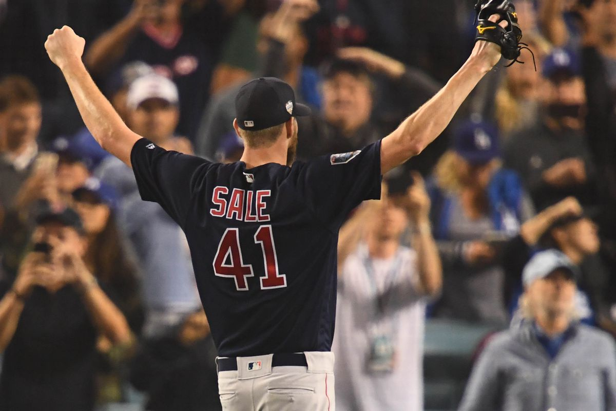 Chris Sale contract extension: Some scattered thoughts now that the deal is all but done