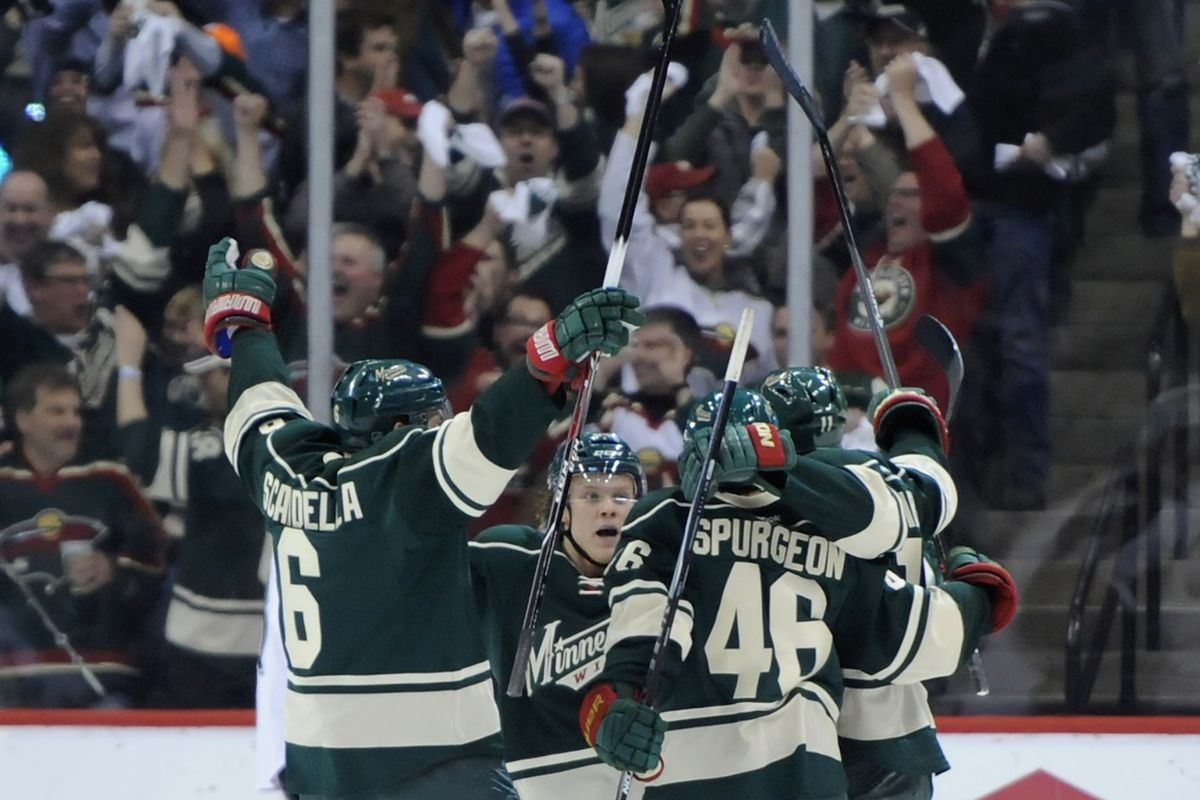 Minnesota Wild looks to continue the pressure heading back to Denver.