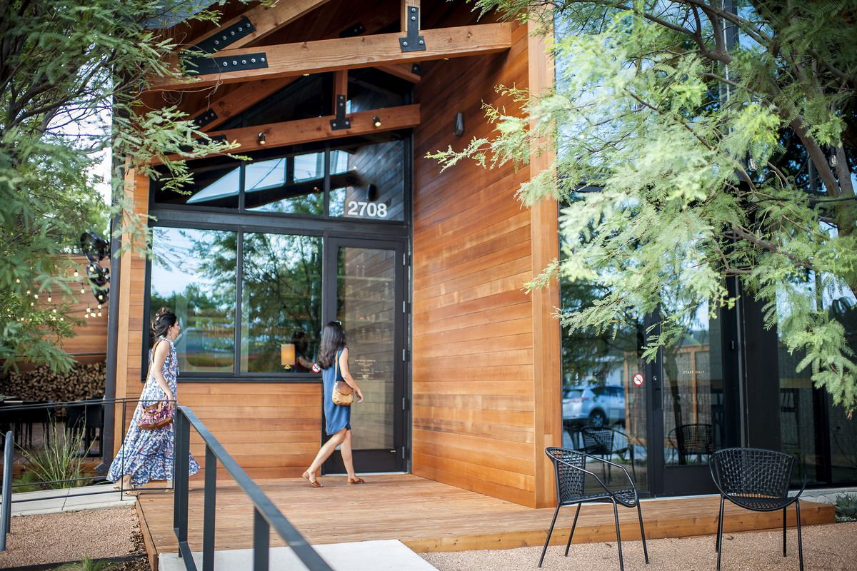 Pitchfork Pretty Is Austin's Biggest Dining Surprise - Eater