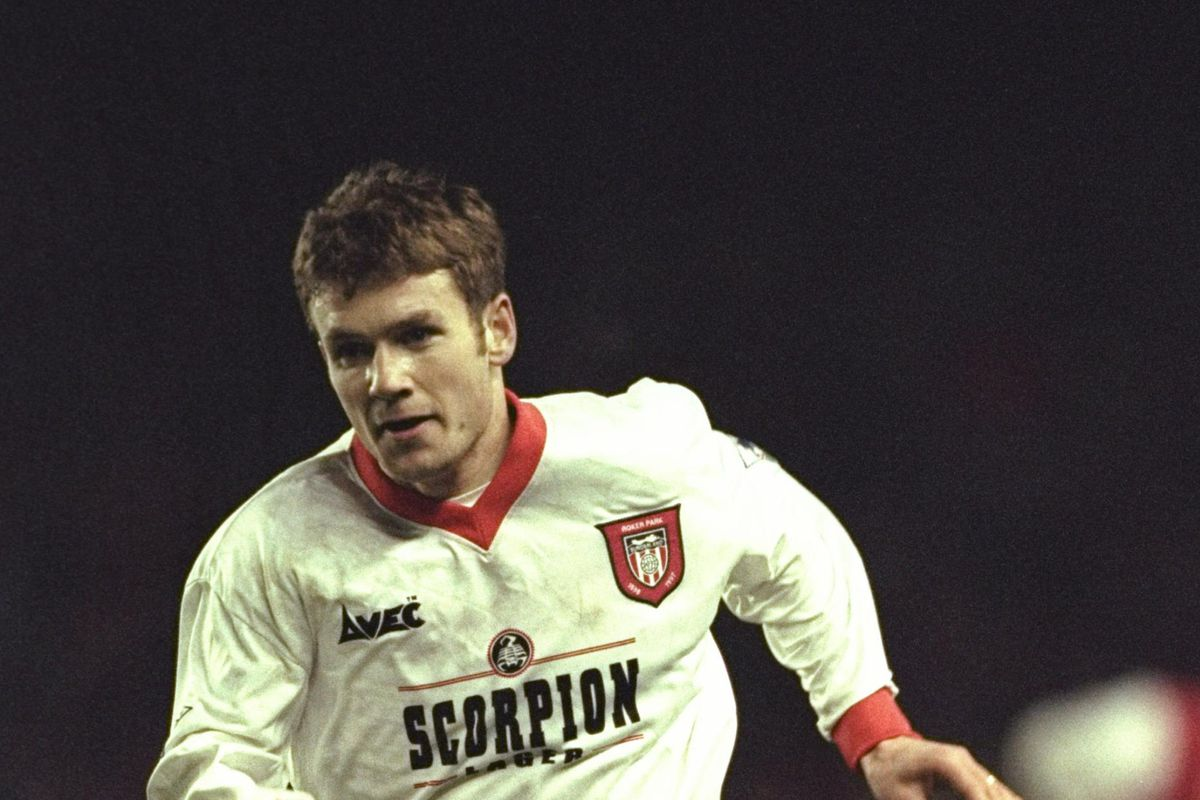 Craig Russell of Sunderland in action
