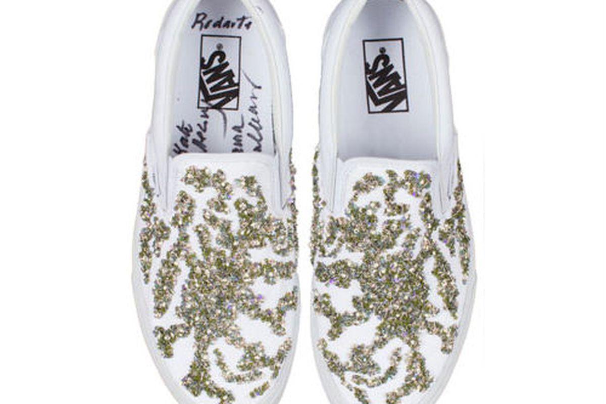 """Image via <a href=""""http://www.harpersbazaar.com/bazaar-blog/rodarte-for-vans-collaboration-040913"""">Harper's Bazaar</a>"""