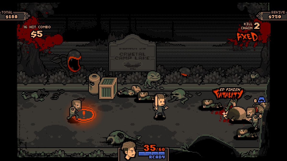 Indie brawler Streets of Red brings a permadeath twist - Polygon