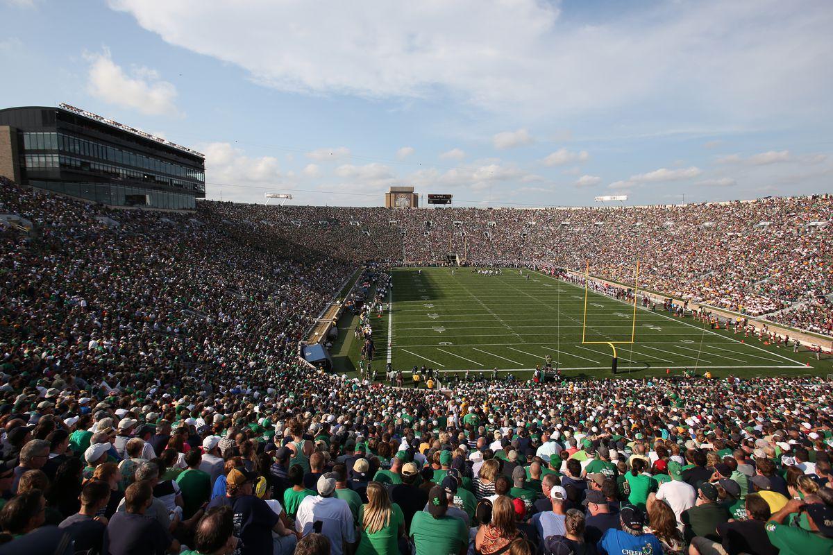 Temple Owls Football: Notre Dame Fighting Irish Q&A - Underdog Dynasty