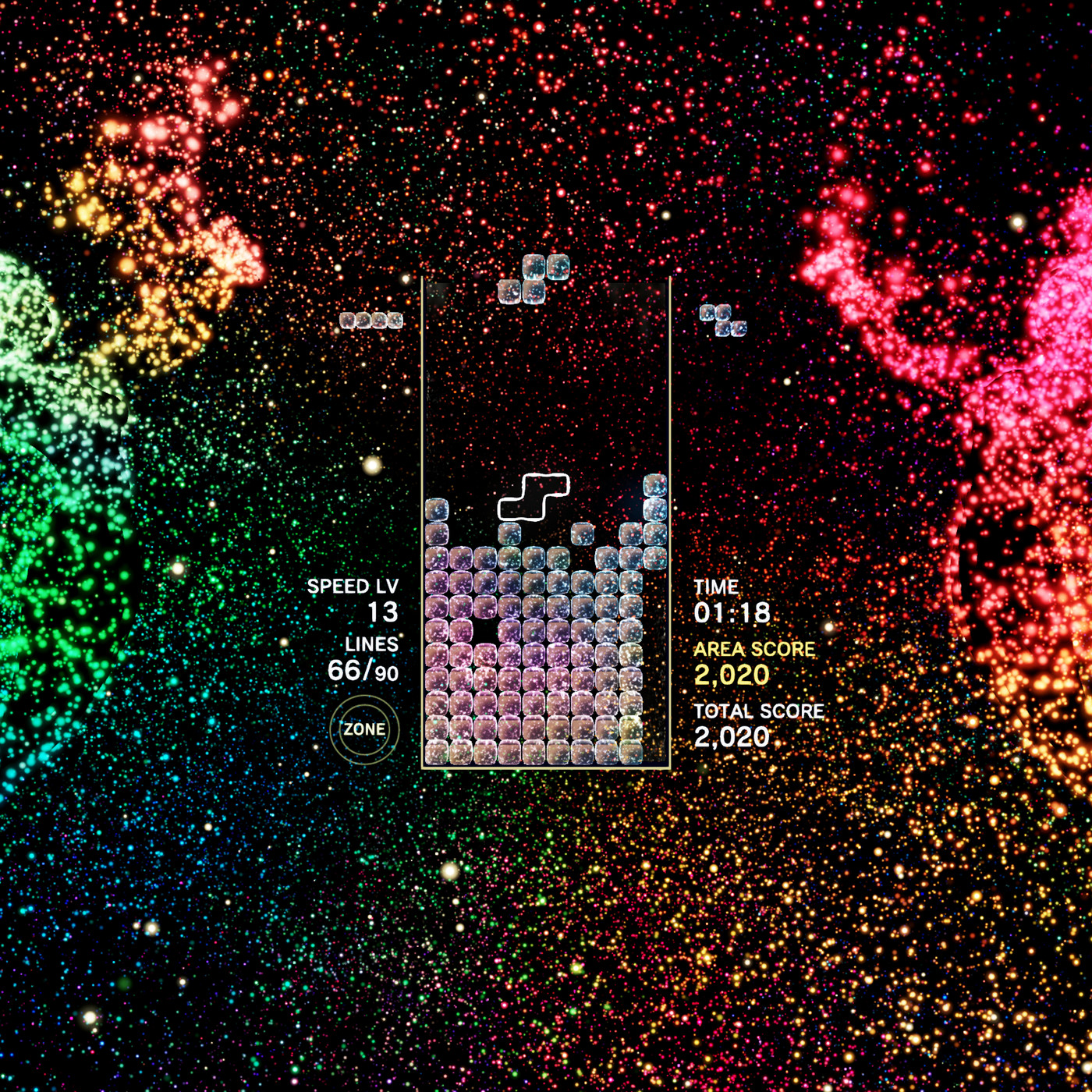 Tetris Effect remains transcendent on PC - The Verge