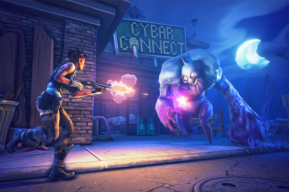 fortnite briefly features ps4 and xbox one cross platform play update - why is fortnite taking so long to load ps4