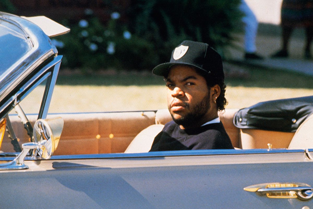 Ice Cube as Doughboy in 'Boyz n the Hood' (1991) (GettyImages)