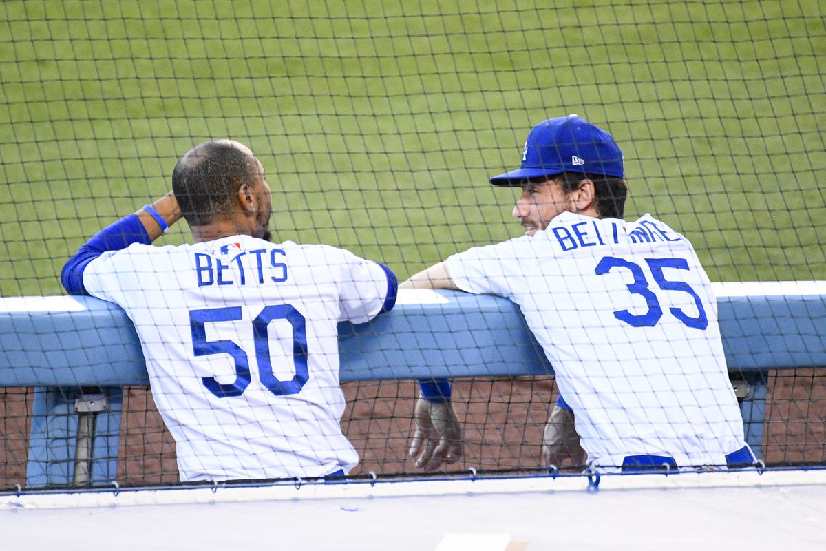MLB: JUL 15 Dodgers Summer Camp