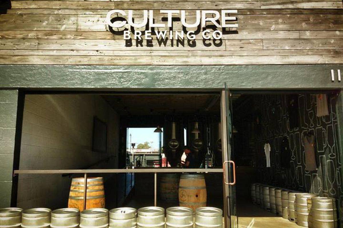Culture Brewing Co. in Solana Beach