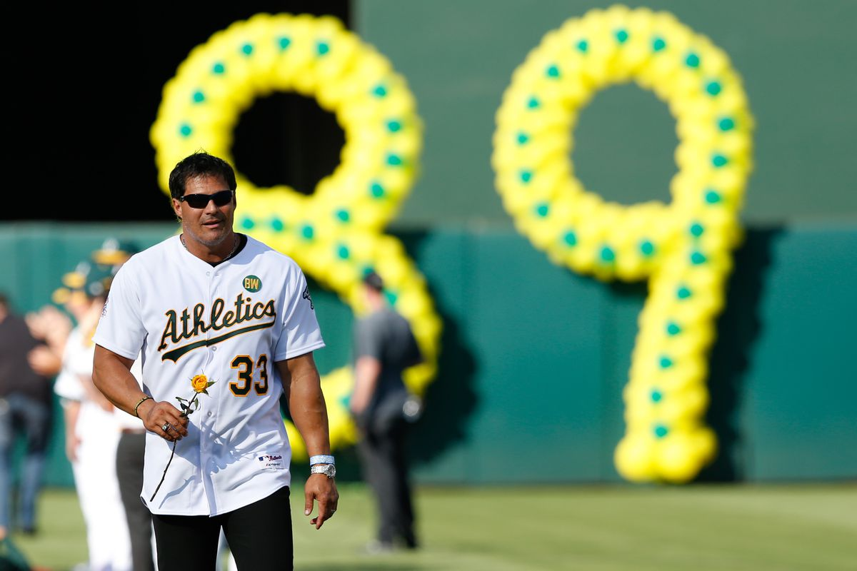 Love him or hate him, Canseco still gets butts in the seats.