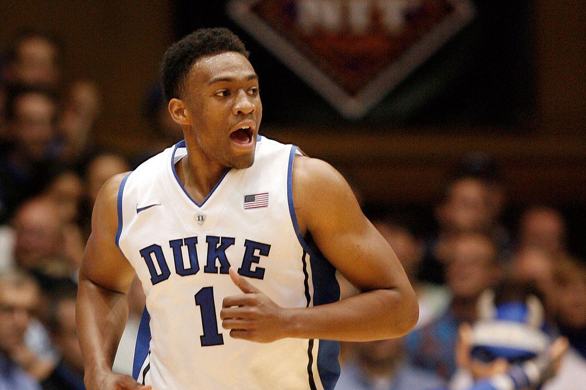 Jabari Parker is off to a sensational start for Duke