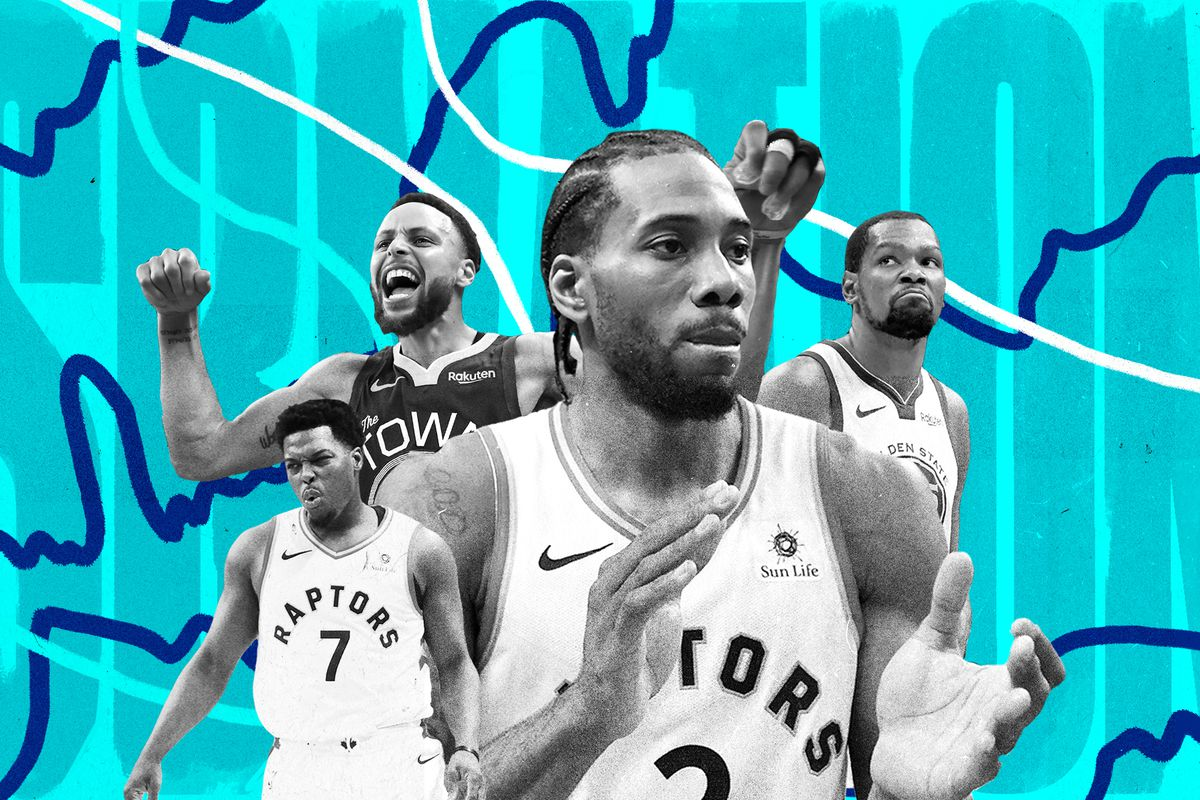 e994c193 All 30 Raptors and Warriors players in the NBA Finals, ranked by importance