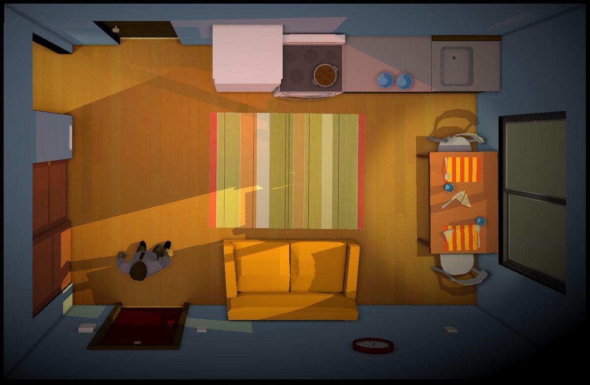 Twelve Minutes living room screenshot 1432