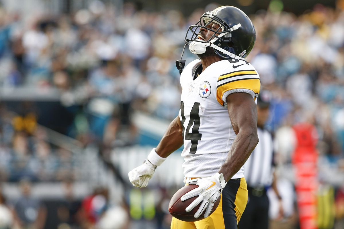 What will the Steelers  offense resemble without Antonio Brown  - Behind  the Steel Curtain 4fdabd1a1