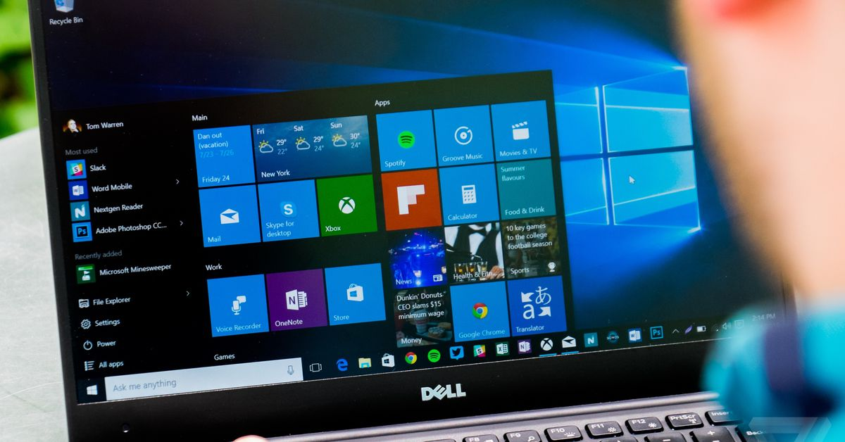 Microsoft delays major Windows 10 update over Blue Screen of Death issues