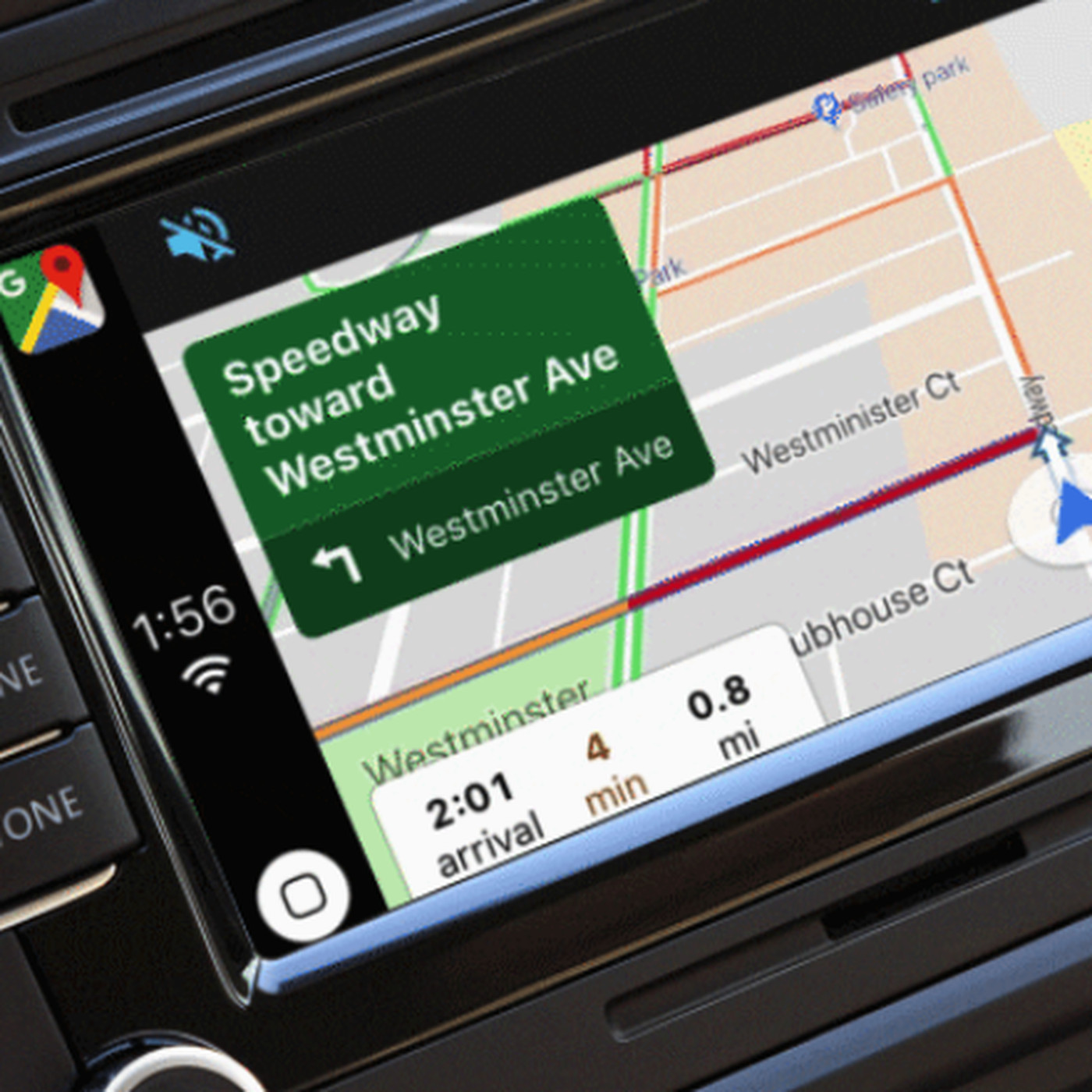 Can You Use Google Maps As A Sat Nav on