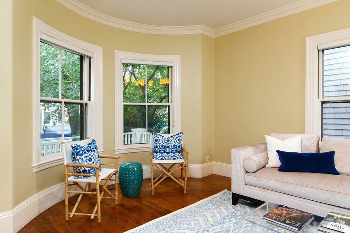 cambridgeport victorian with dramatic bow front and bay windows all photos via robert paul properties