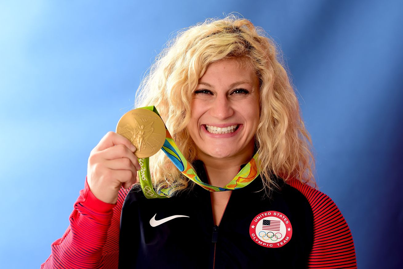 Two time gold medalist Kayla Harrison to make MMA debut in 2018