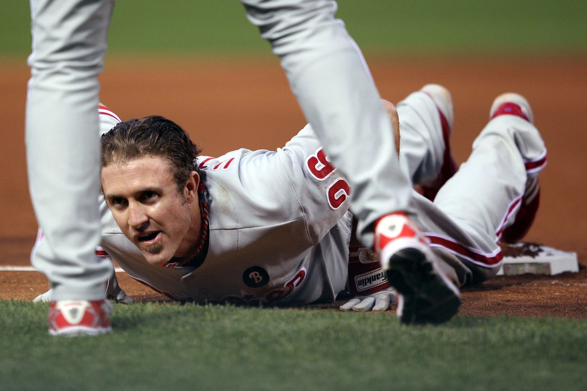 Has Chase Utley's all out playing style caught up with him for good?