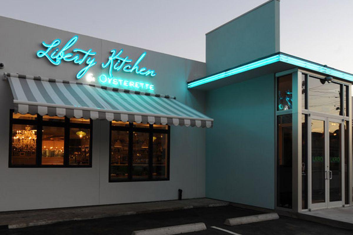 Make Liberty Kitchen your new weekend brunch spot