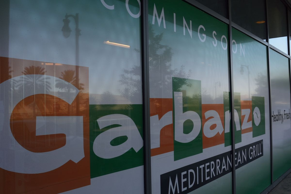 Garbanzo Mediterranean Grill is opening its first Houston location soon.