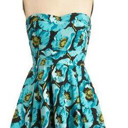 """<a href=""""http://www.modcloth.com/shop/dresses/bouquet-of-style-dress""""> Bouquet of Style Dress</a>, $47.99 modcloth.com"""