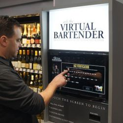 Virtual Bartender Will Tell You How to Mix Drinks