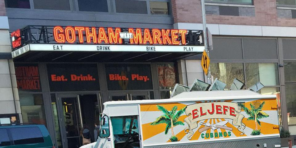Best Food Trucks Nyc 2020 Food Halls Are the New Food Truck   Eater
